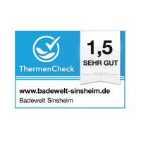 Thremencheck Note Sehr gut