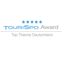 Tourispo Award als Top Therme Deutschlands